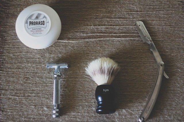 顔剃り道具