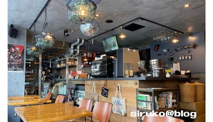 オニヤンマコーヒー 店内の雰囲気